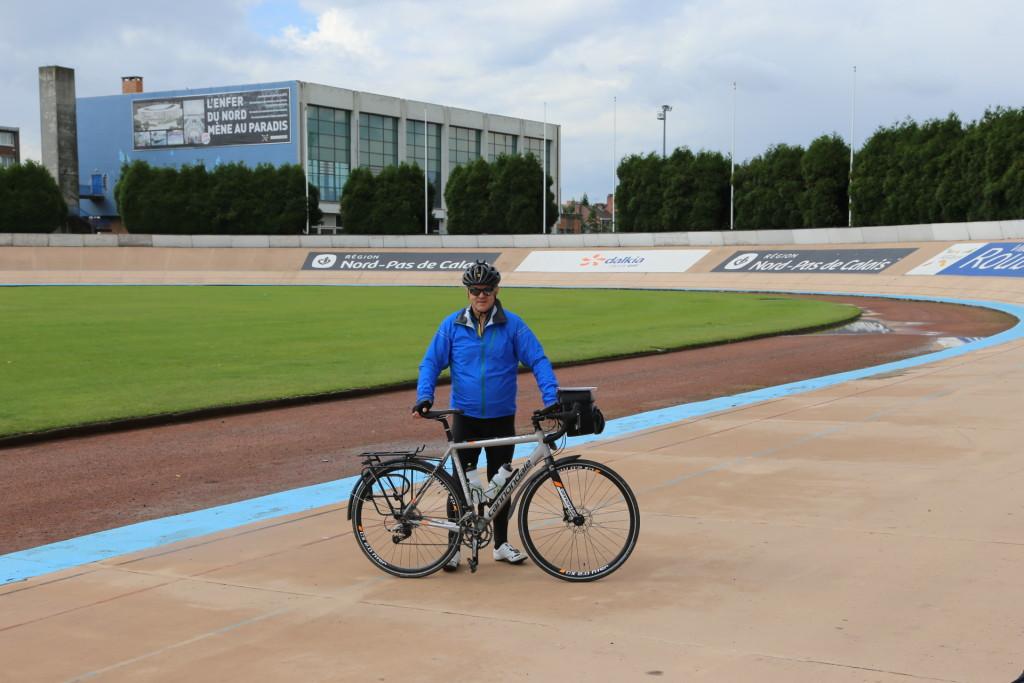 Roubaix velodrome