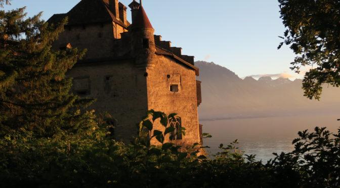 ViaRhôna dag 4: 21. juni, til Montreux
