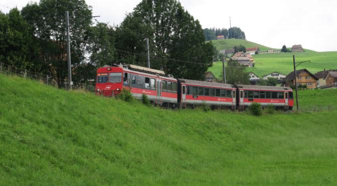 Interrail — noen erfaringer