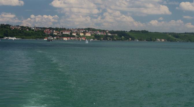 Rhinruten dag 5. 29. juli: Tilbake til Sveits