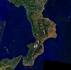 Calabria_Satellite