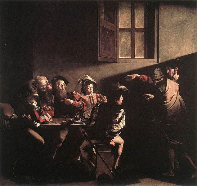 CaravaggioContarelli