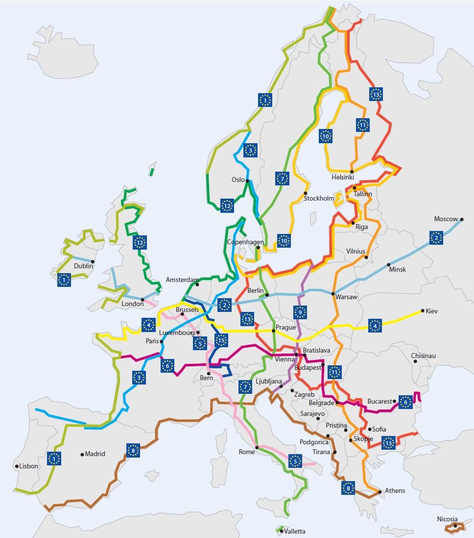 EuroVelo_kart