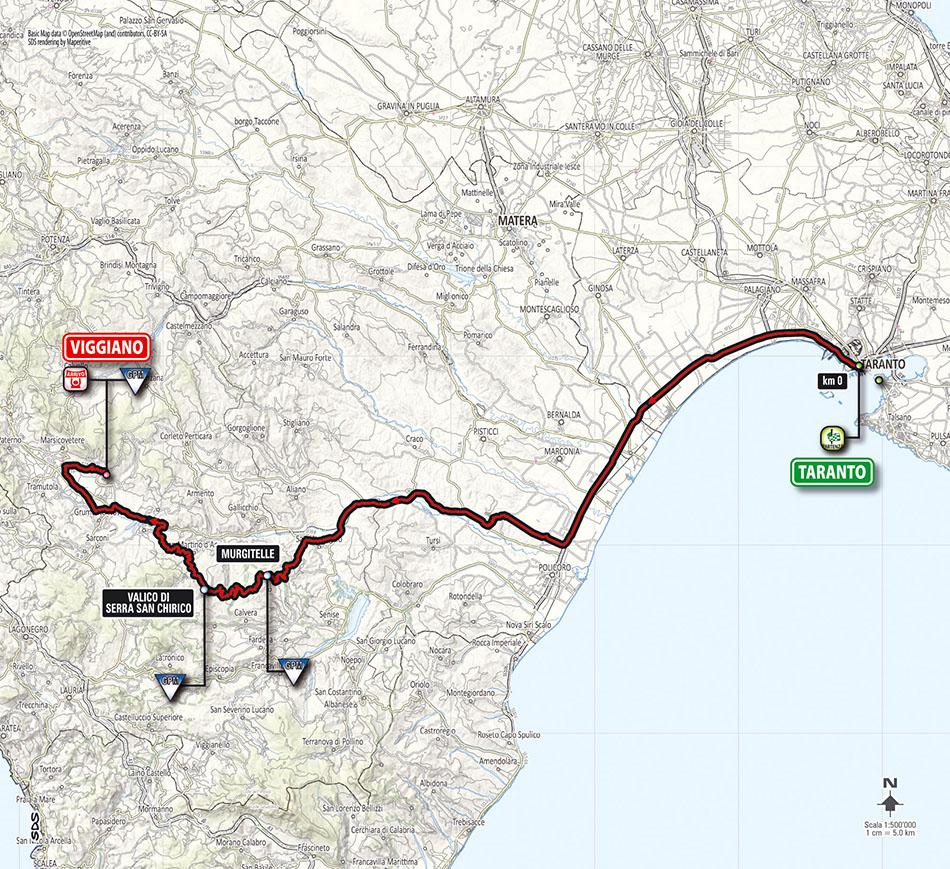 Giro 2015 5 etappe