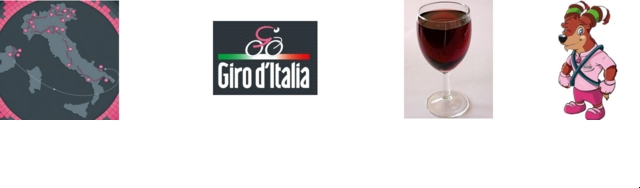 I vini del Giro d'Italia 2014 — 13. etappe: Fossano — Rivarolo Canavese