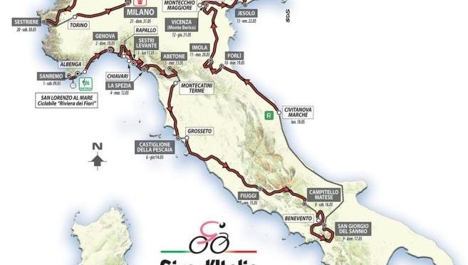 Giro d'Italia 2015: Ikke den mest spennende rent vinmessig