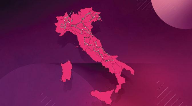 I vini di Giro d'Italia 2021. Mye god vin langs åretsGiro