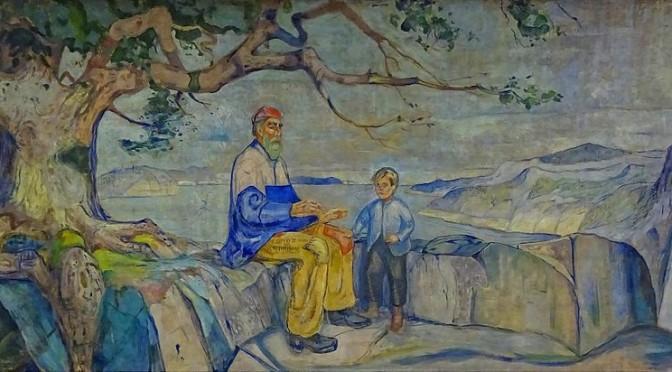 Vi er alle Munch-arvinger