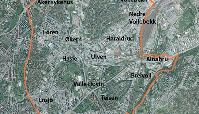 Hvordan skal man sykle til Hovinbyen? @Byraadslederen @FolkeFredriksen @Planogbygning @gurimelby