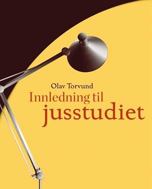 Ny bok: Innledning til jusstudiet