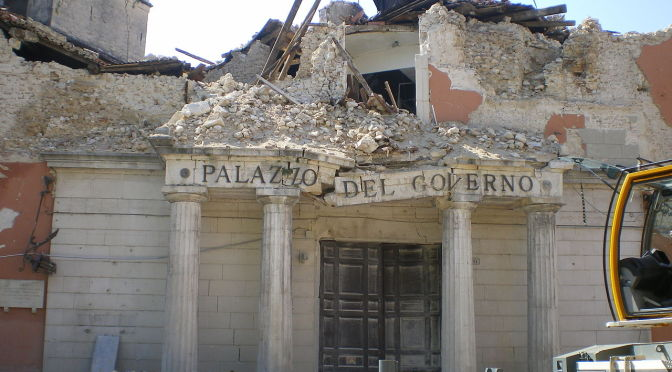 Risikalbelt å være forsker i Italia