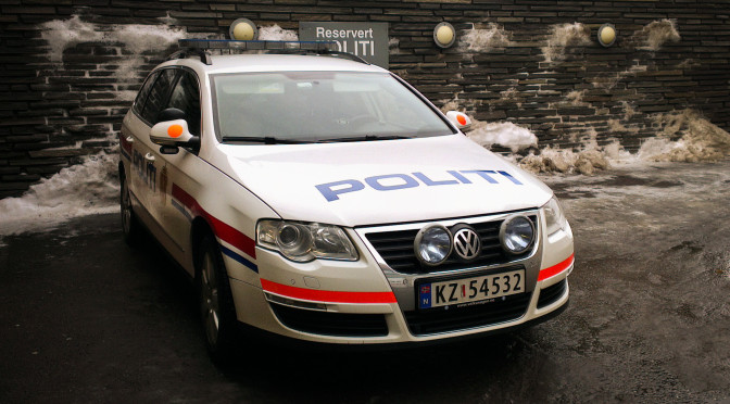 Politioverbetjent Hans Olav Lier hetser syklister igjen — holdningsendringer er nødvendig i @politietoslo