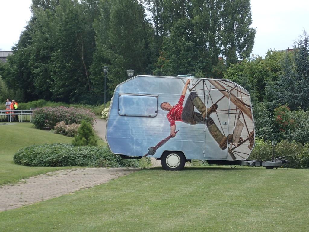 Campingvogn kunsr