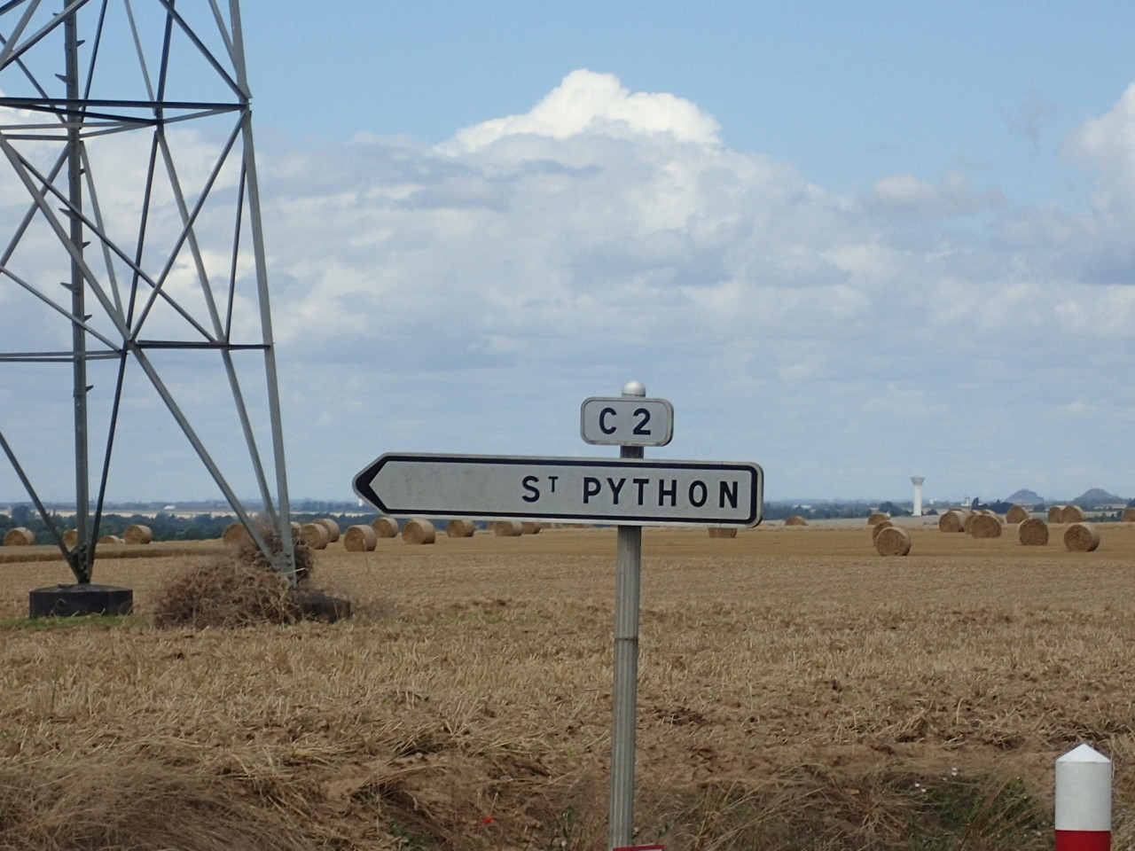 St Python