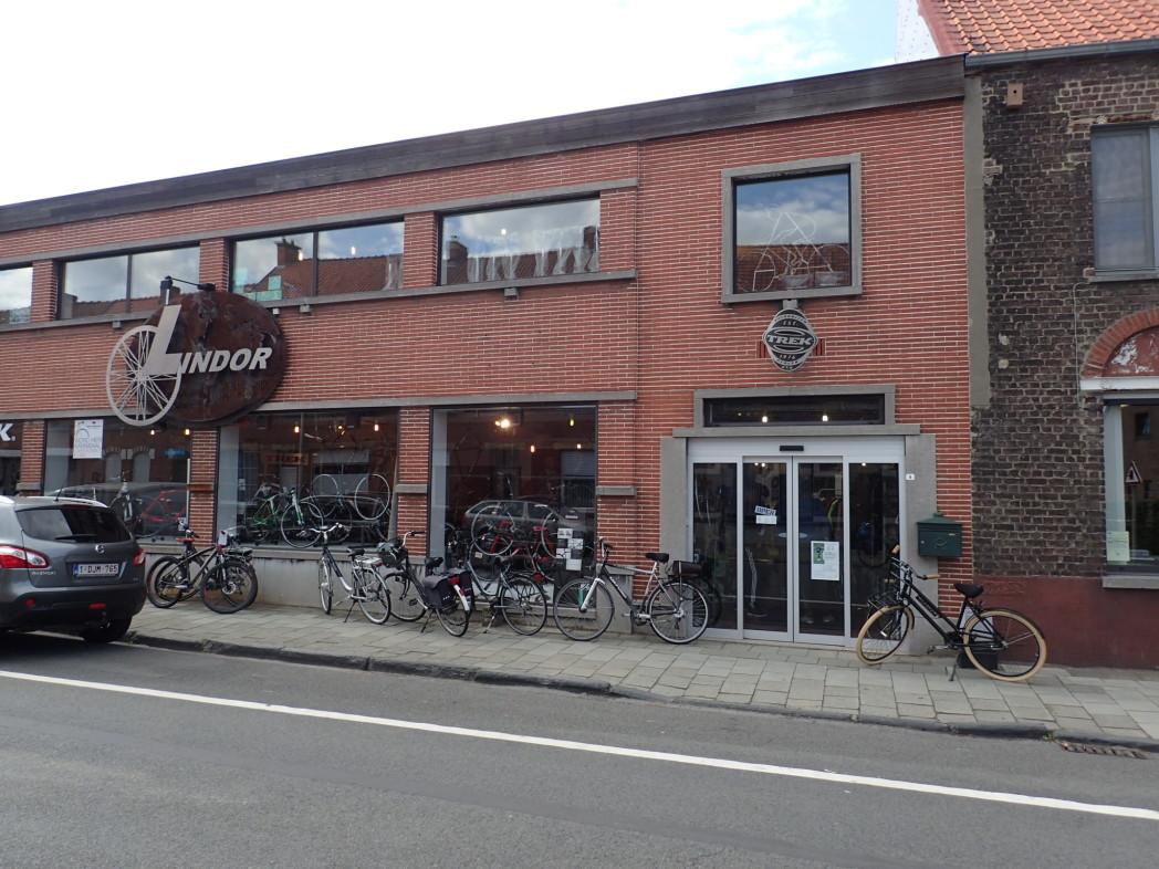 Sykkelbutikk