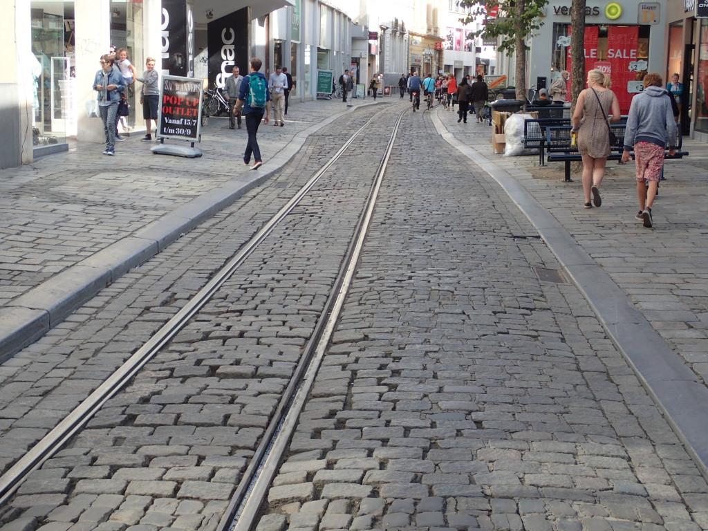 Trikkeskinner Gent