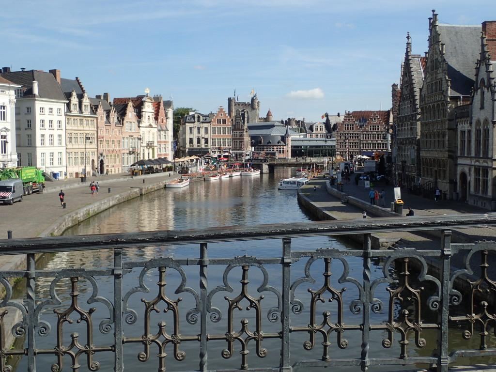 Gent, kanal