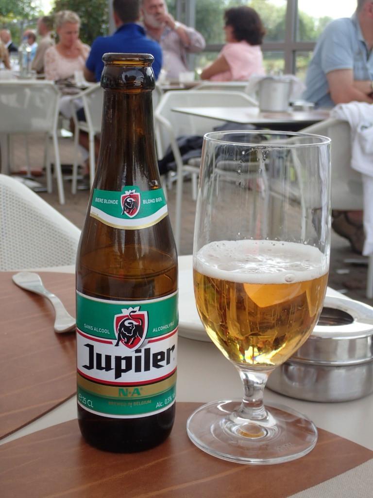 Jupiler alkoholdfritt øl