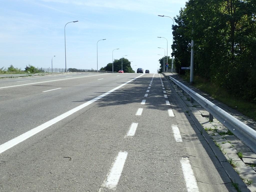 Sykkelfelt Dendermorde