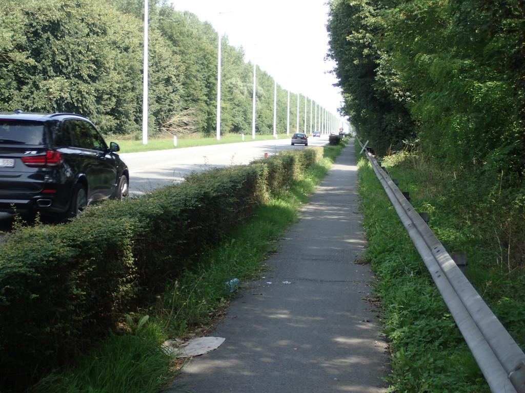 Sykkelsti, Belgia