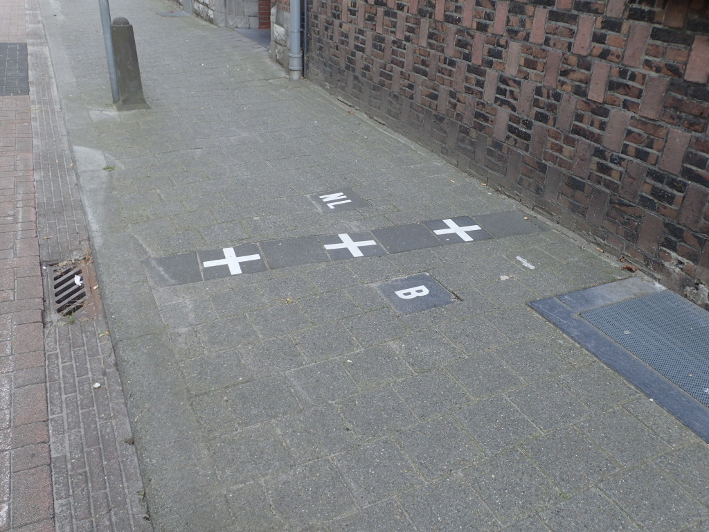Baarle Hertog grense