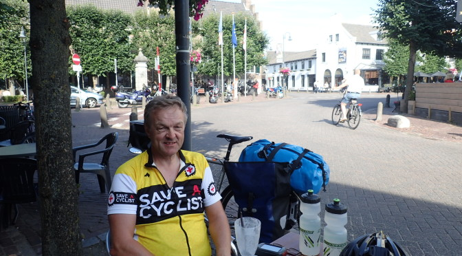 ReTour de France. Paris –Kiel. Etappe 7: Antwerpen — Breda