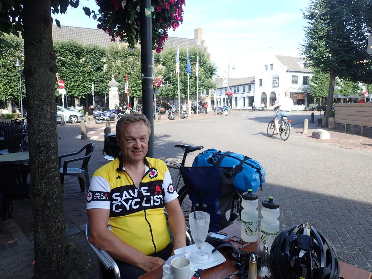 kaffe og ispause Baarle Hertog