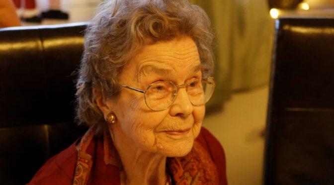 Til minne om minmor
