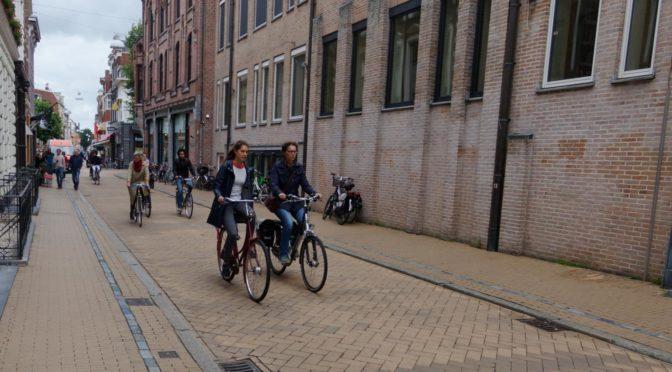 Bikerail 2018 — med sykkel på Interrail. Dag 5: Groeningen