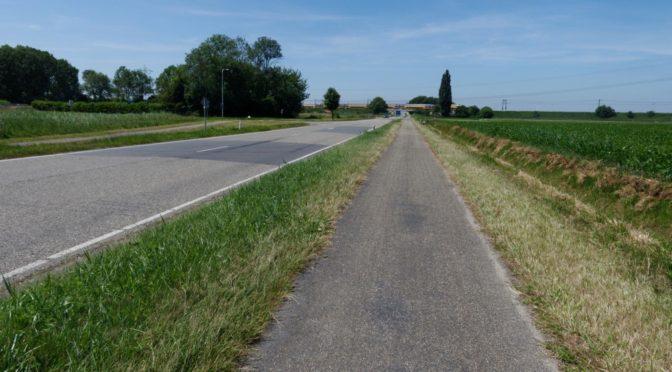 Bikerail 2018 — med sykkel på Interrail. Dag 8: Bergen op Zoom — Antwerpen