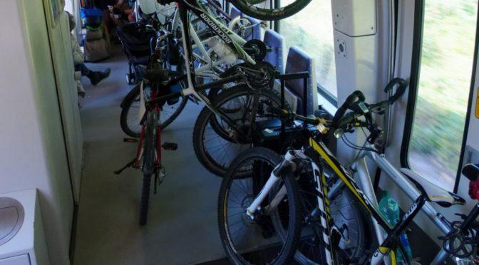 Bikerail 2018 — med sykkel på Interrail. Dag 10: Mer tog og mer streik. Calais — Amiens