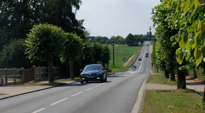 Bikerail 2018 — med sykkel på Interrail. Dag 11: Amiens — Rouen