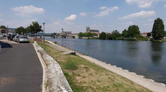 Bikerail 2018 del 2, Monpellier — Kiel: Dag 5. Toul — Metz