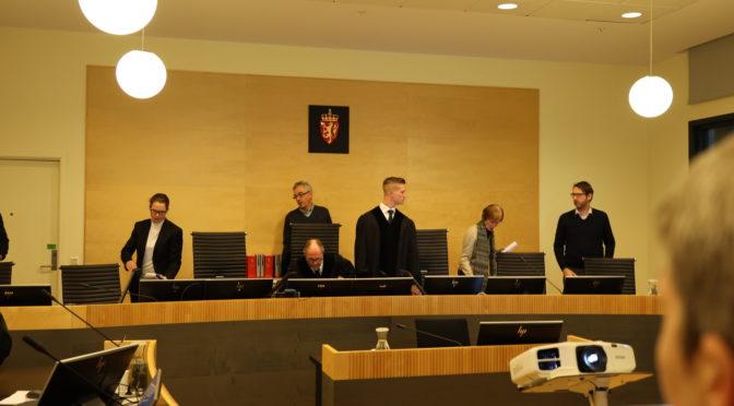 Uholdbar og farlig dom fra Borgarting lagmannsrett om sykling i kollektivfelt