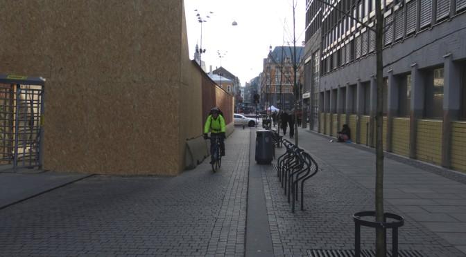 Oslo saboterer fortsatt syklister