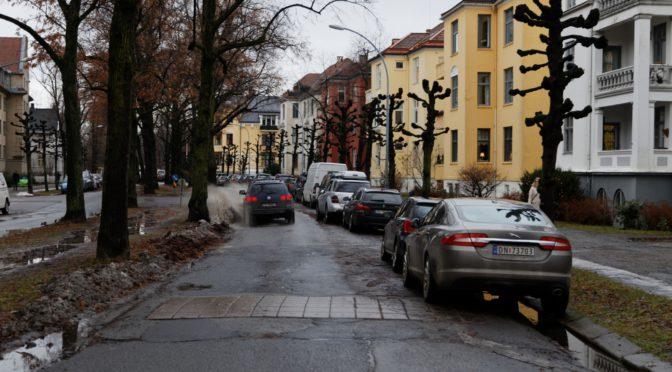 Sykkelsabotøren Oslo Høyre