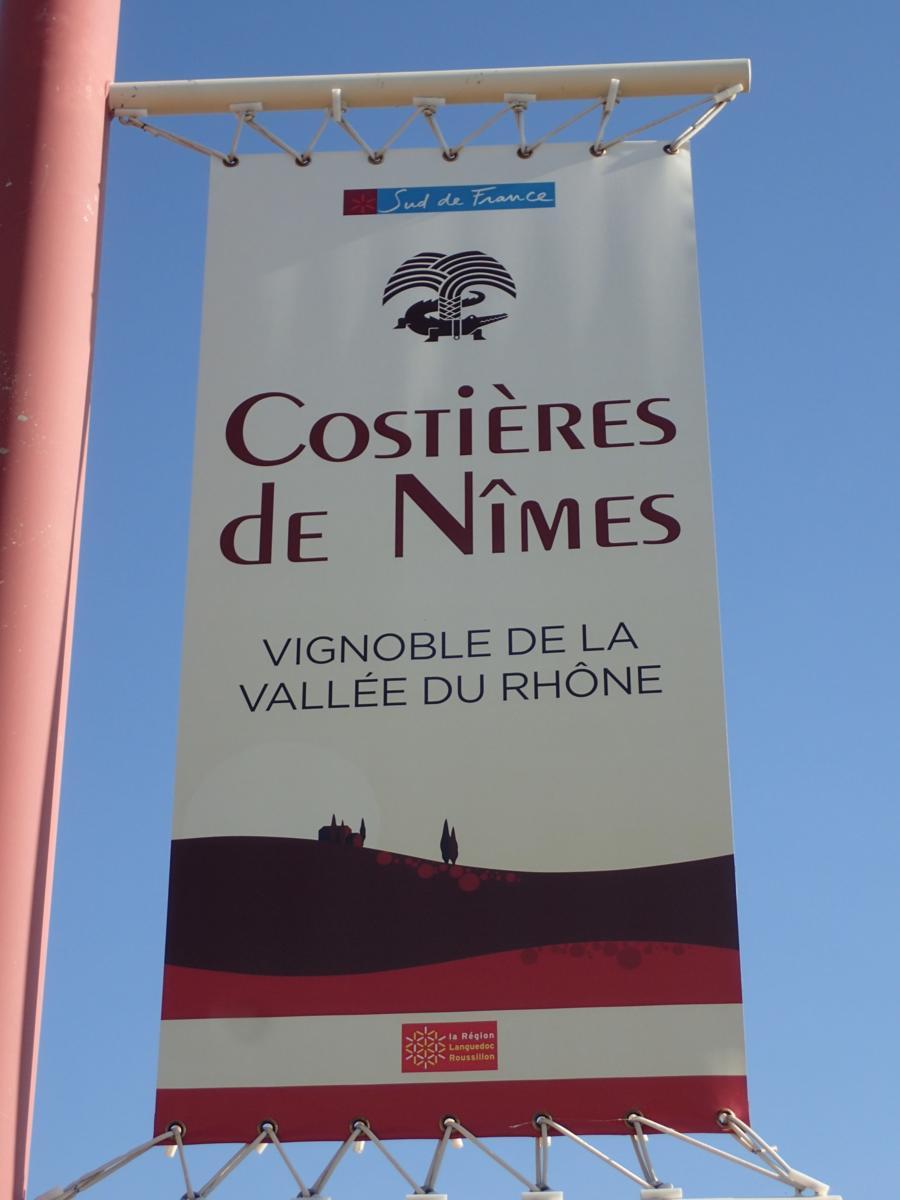 Costieres de Nimes banner