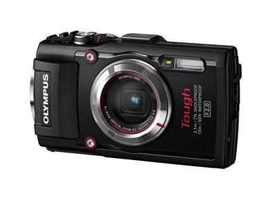 Olympus Stylus TG 3 – det (nesten) ideelle kameraet for geocachere (og syklister)?