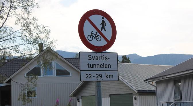 Norsk sykkelturisme — på bilalderstadiet