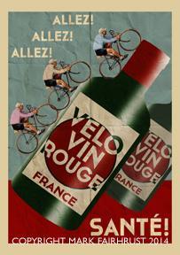 Velo Vin Rouge