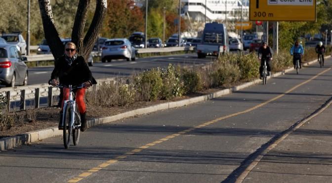 Hvorfor sykler vi?