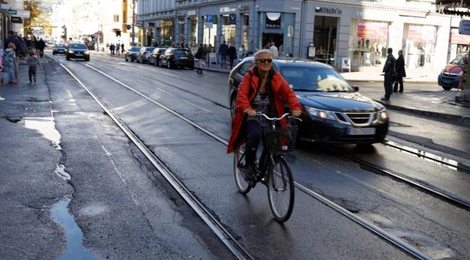 FrP-politiker langer ut mot syklister