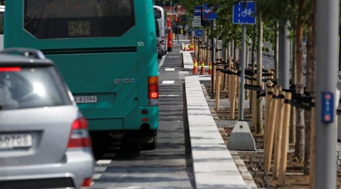 Sykling i kollektivfelt. Statens vegvesen dikter opp trafikkregler og sprer desinformasjon @presserom