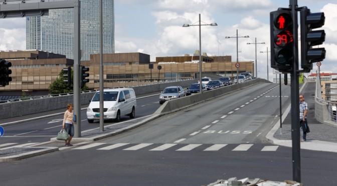 Quick fix for Bjørvika 2 — steng Nylandsveien forbiler
