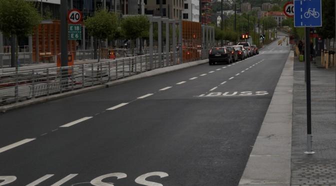Sykkelskandalen i Bjørvika forverres. Gjør noe nå!
