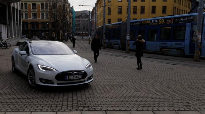 For så har Oslo kommune elsket elbilen
