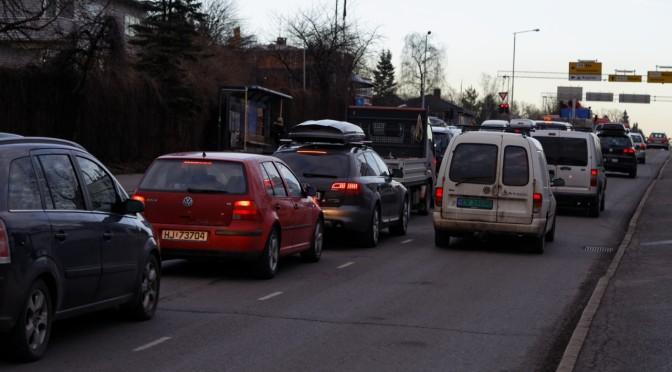 Trafikkaoset som uteble