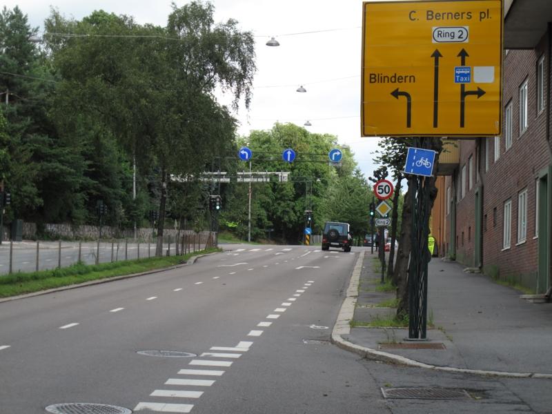 Kirkeveiringen — en sykkeltur.