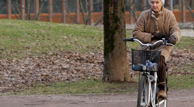 Kan ikke bygdefolk sykle? @presserom