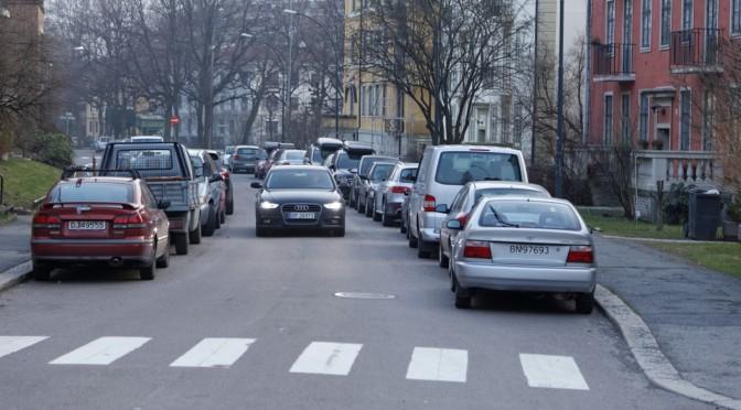 """En """"sosial"""" parkeringspolitikk"""